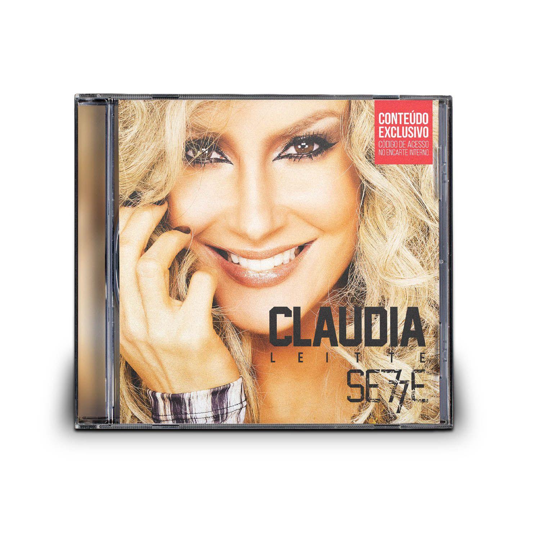 CD CLAUDIA LEITE - SETTE
