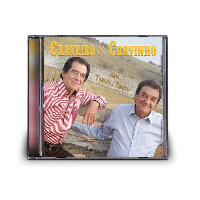 CD CRAVEIRO & CRAVINHO - CANTAM TONICO & TINOCO