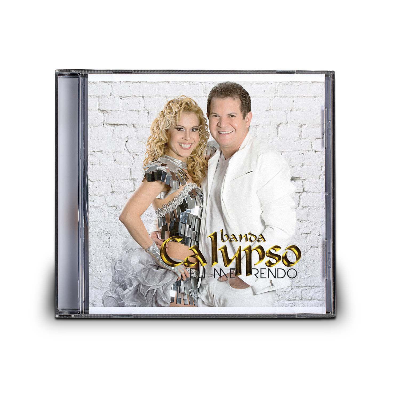 CD BANDA CALYPSO - EU ME RENDO