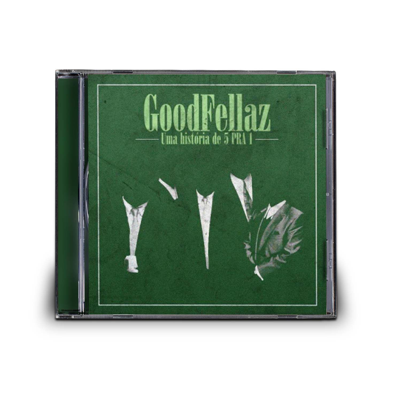 CD GOODFELLAZ - 5 PRA 1