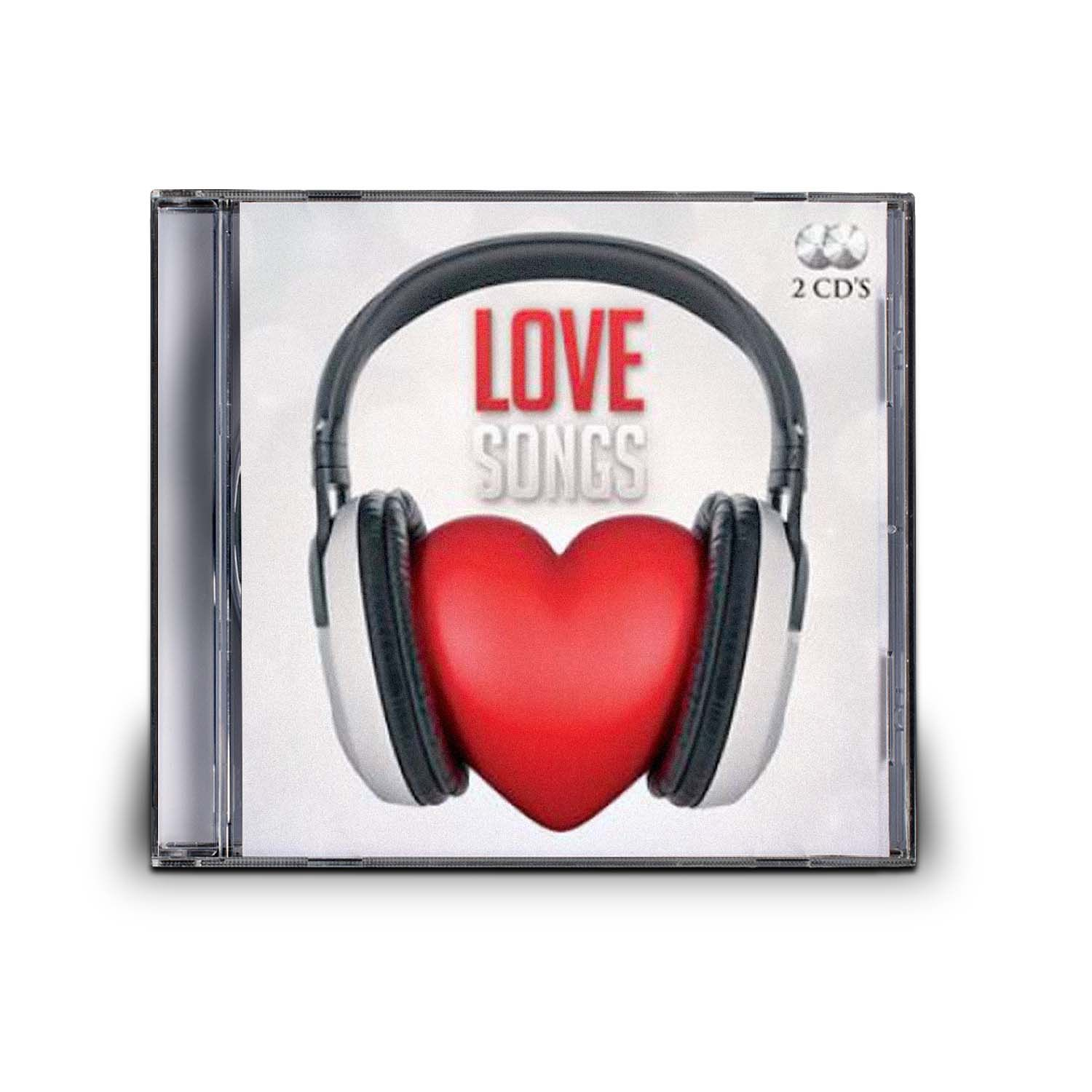 CD LOVE SONGS (DUPLO)