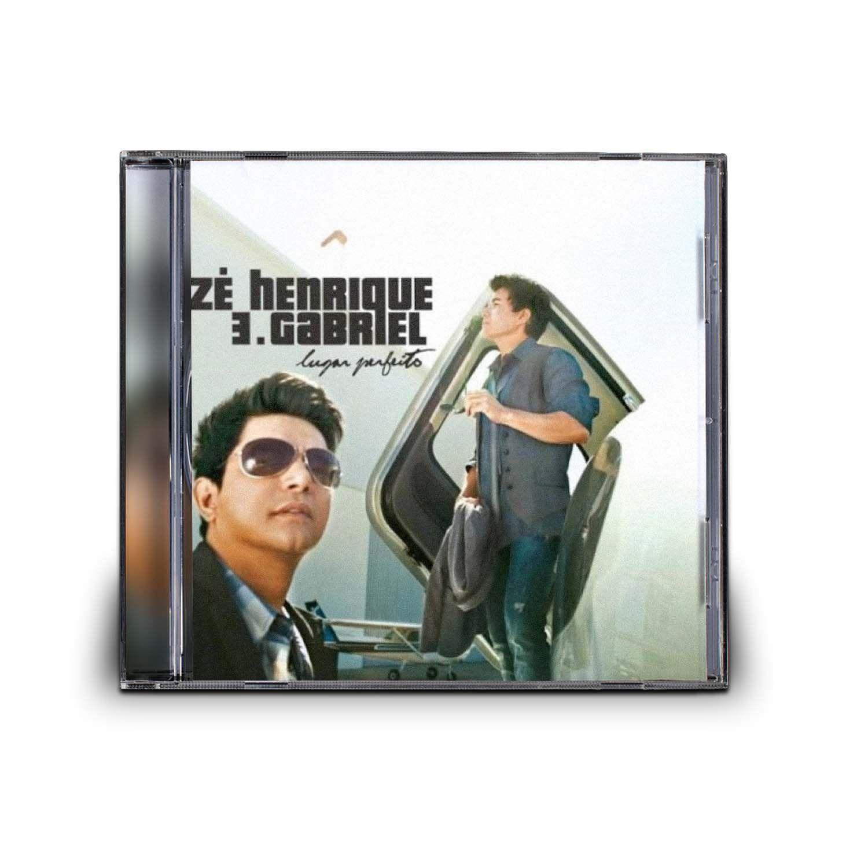 CD ZÉ HENRIQUE E GABRIEL - LUGAR PERFEITO