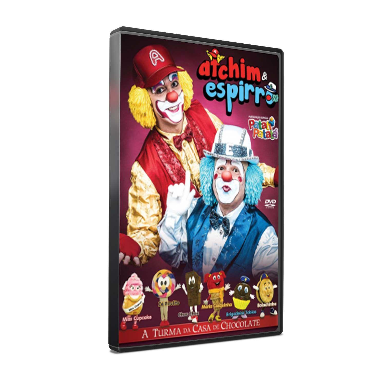 DVD ATCHIM & ESPIRRO