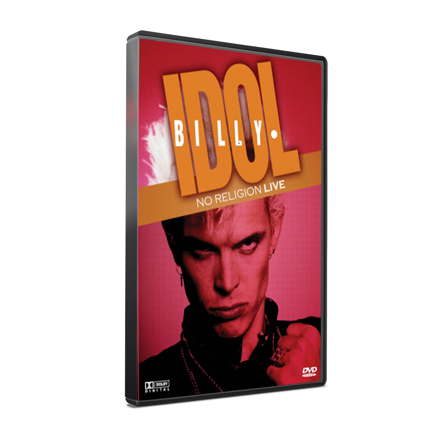 DVD BILLY IDOL