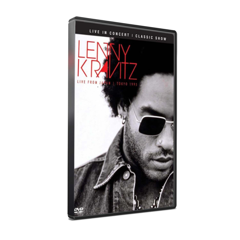 DVD LENNY KRAVITZ - LIVE FROM JAPAN