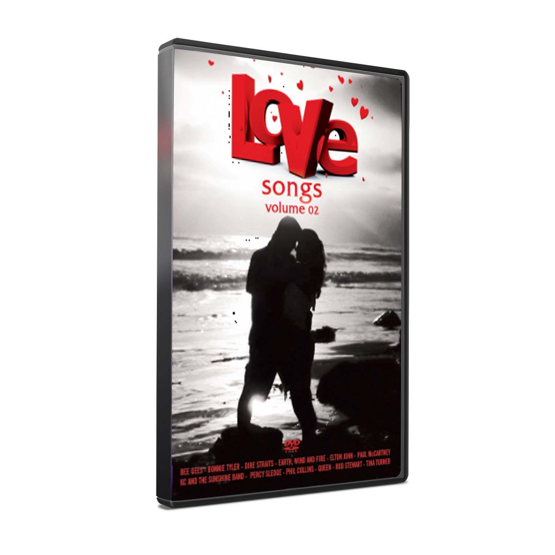 DVD LOVE SONGS VOL. 2