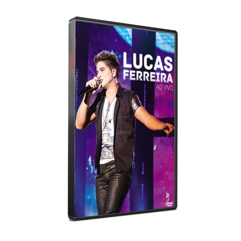 DVD LUCAS FERREIRA - AO VIVO