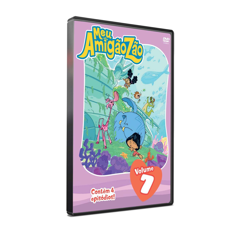 DVD MEU AMIGÃOZÃO VOL. 7