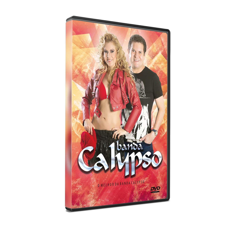 DVD BANDA CALYPSO - O MELHOR DO CALYPSO