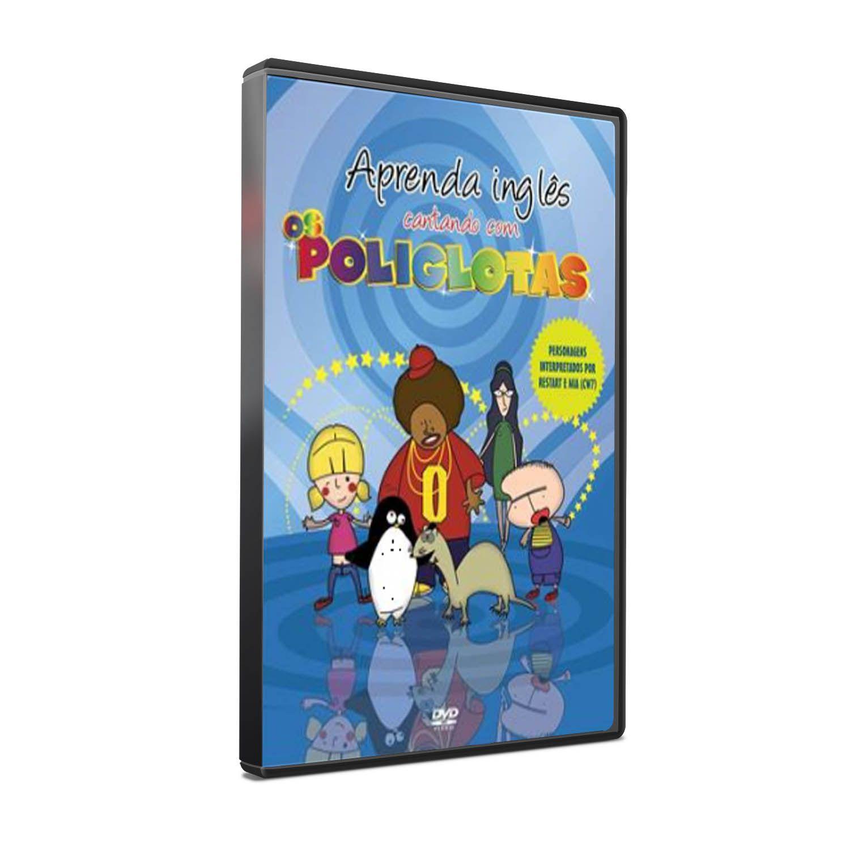 DVD OS POLIGLOTAS