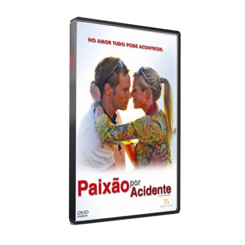 DVD PAIXÃO POR ACIDENTE