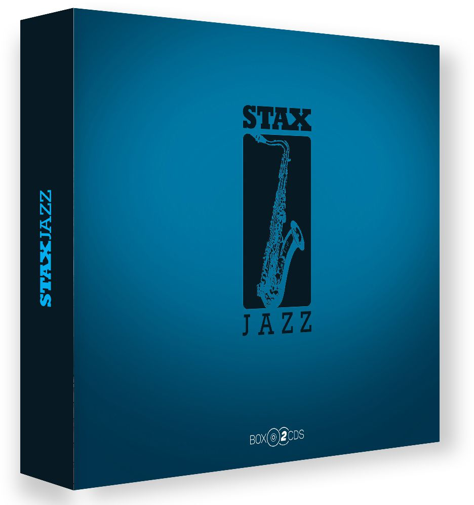 KIT STAX JAZZ (2CDS)