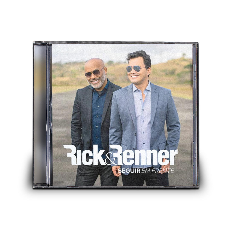 CD RICK & RENNER - SEGUIR EM FRENTE
