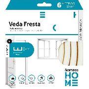 Veda Porta Fresta Marrom Modelo E Stamaco 6 Metros 5209