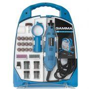 Micro Retifica Gamma 130w C/chicote 252pc G19502