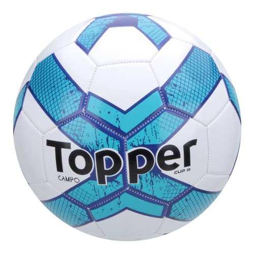 59e88eeca1 Bola Futebol Campo Topper Cup III - SPORT CENTER JARAGUÁ