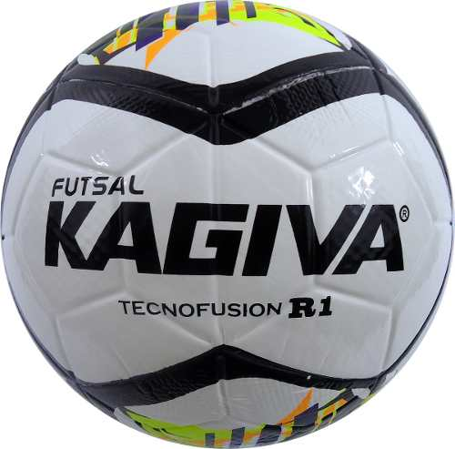 8bed93b47b Bola Futsal Kagiva R1 Tacnofusion 100% Pu - SPORT CENTER JARAGUÁ