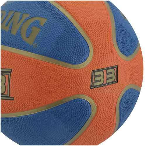 a99945b28 Bola De Basquete Spalding Nba Tf-33 Tamanho 6 Feminina - SPORT ...