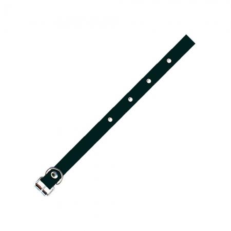 Coleira De Nylon Simples N7 25mm Furacaopet