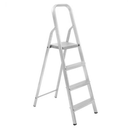 Escada De Alumínio 4 Degraus - Maestro