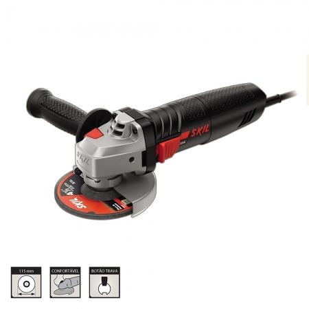 Esmerilhadeira Angular Lcm9002 Skil 110v 700w
