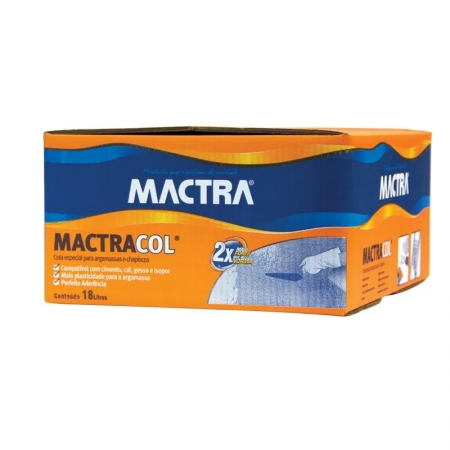 Mactracol Profissional 18kg Mactra