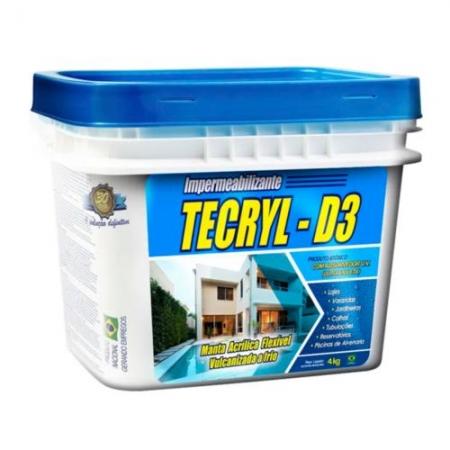 Tecryl D3 4kg - Tecryl