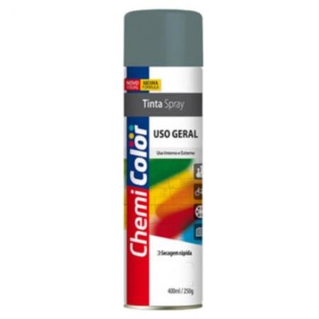 Tinta Spray Alumínio P/Rodas 400ml