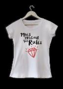 Camisa Feminina Rubis
