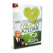 DVD Claudio Duarte -  Não deixe seu coração azedar