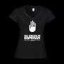 Camisa Feminina EEE - Gola V