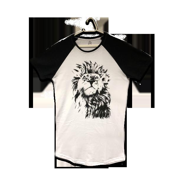 Camiseta Unisex Leão Long