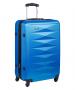 Mala TSA 4 Fun 3T 360° Sestini Grande - Azul