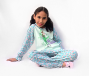 Pijama Rute - Modelo Floral