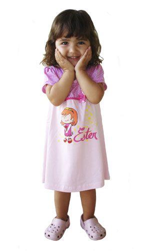 Camisola Ester - Modelo Pink