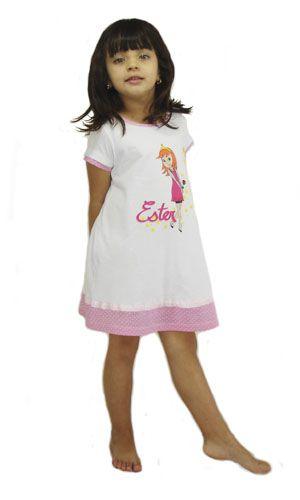 Camisola Ester - Modelo Poá