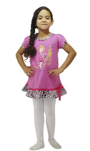 Camisola Ester - Modelo Rosa