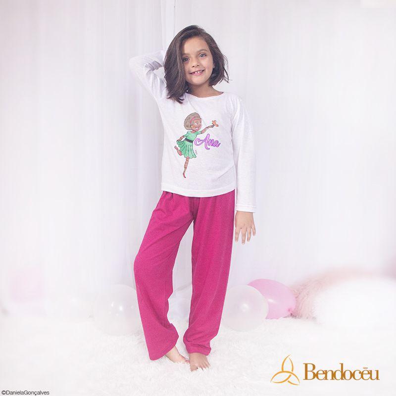 Pijama Ana - Versão Jovem  - Bençãos do Céu