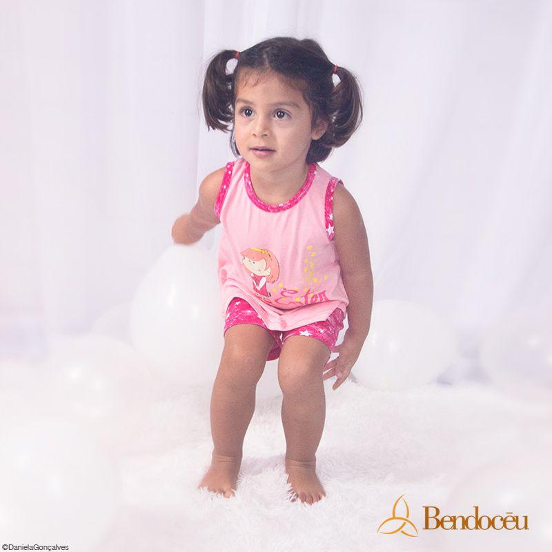 Pijama Ester - Estrela Baby  - Bençãos do Céu