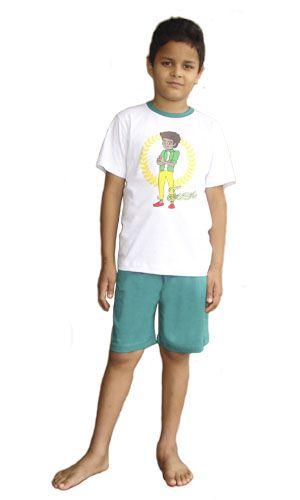 Pijama José - Modelo Jovem - verão