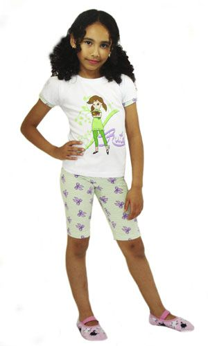 Pijama Rute - Modelo Lacinho  - Bençãos do Céu