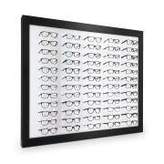 049 - Expositor De Parede Para 60 Óculos