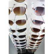 122 - Expositor De Chão Para 30 Óculos