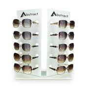 147pk - Expositor Para 10 Óculos Personalizado - Kit 20/un