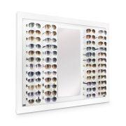 152 - Expositor De Parede Para 48 Óculos