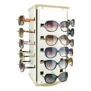 157k - Expositor Para 20 Óculos - Kit 10/un