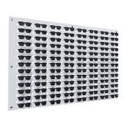201 - Expositor De Parede Para 104 Óculos