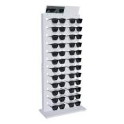 207 - Expositor De Balcão Para 24 Óculos