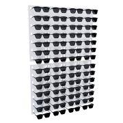 215 - Expositor De Parede Para 56 Óculos