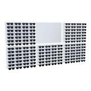 218 - Expositor De Parede Para 140 Óculos